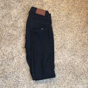 Used Madewell Black Skinny Jeans